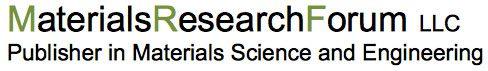 Materials Research Forum