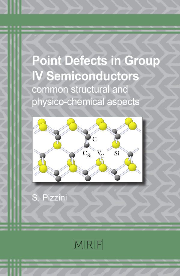 Point defects in group IV semiconductors