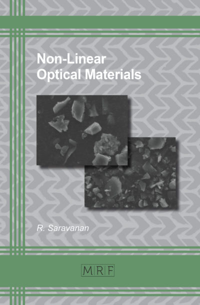 Non-Linear Optical Materials