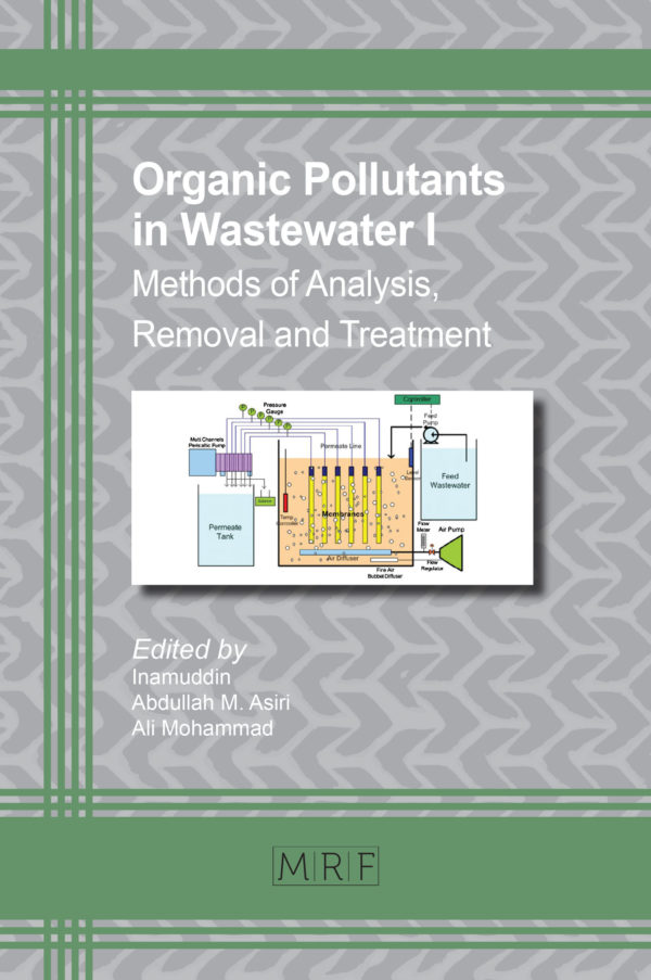 Organic Pollutants in Wastewater I