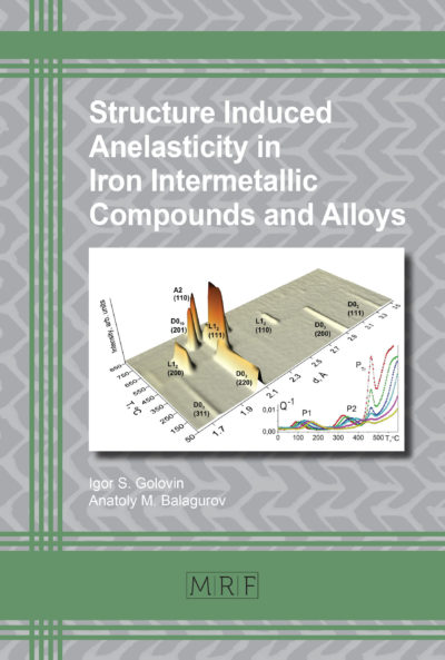 Structure Induced Anelasticity in Iron Intermetallic Compounds and Alloys