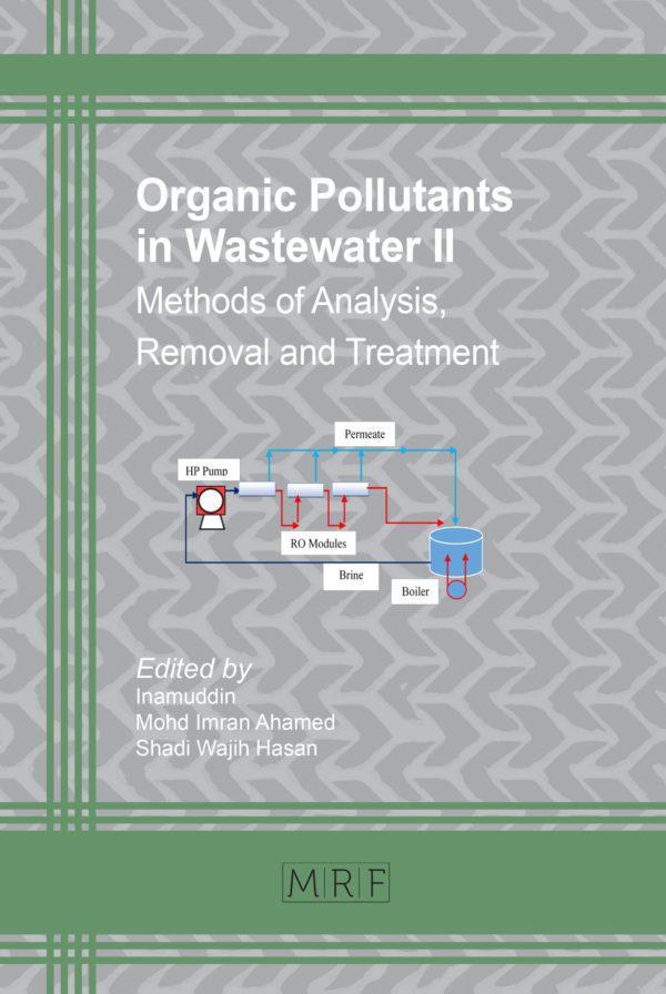 Organic Pollutants in Wastewater II
