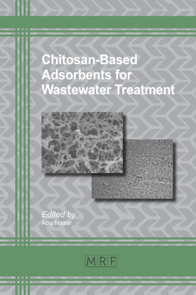 Chitosan-Based Adsorbents for Wastewater Treatment