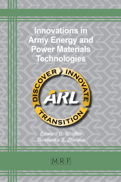 Energy and Power Materials