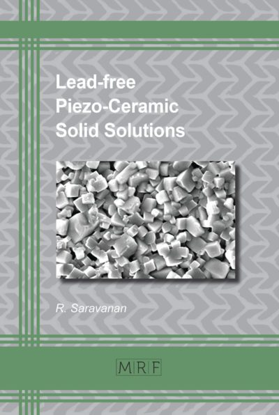 Lead-free Piezo-Ceramic Solid Solutions