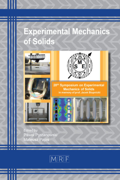 Experimental Mechanics of Solids 28