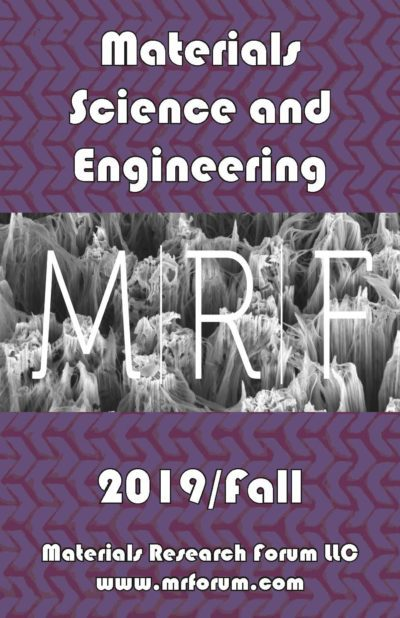 materials research fall catalog 2019