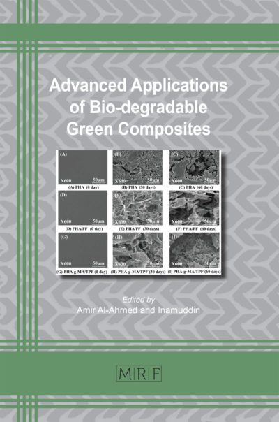 Bio-degradable Green Composites