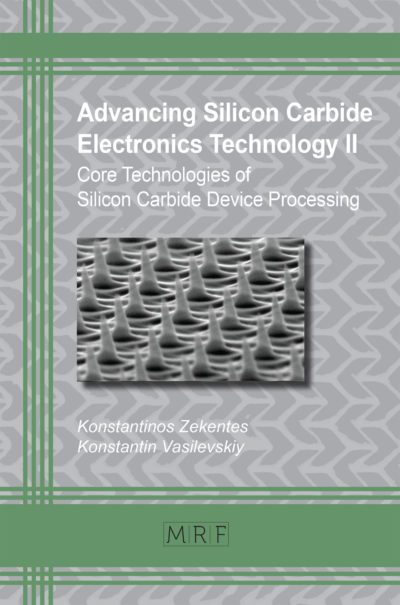 Silicon Carbide Electronics Technology