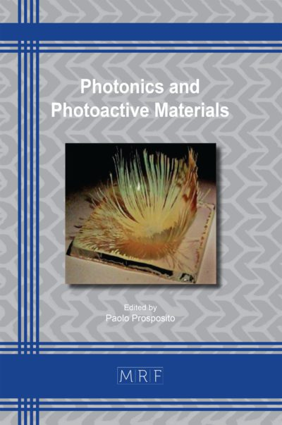 Photonics and Photoactive Materials