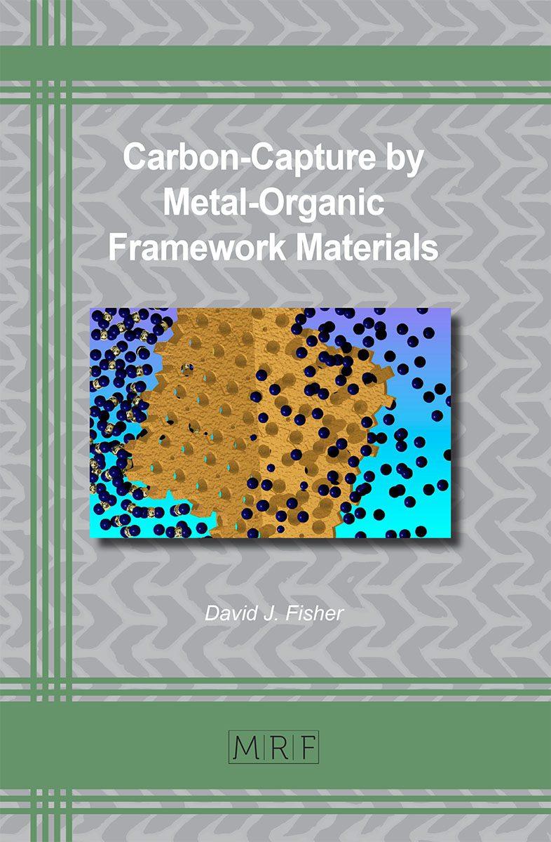 Carbon Capture By Metal Organic Framework Materials Materials Research Forum