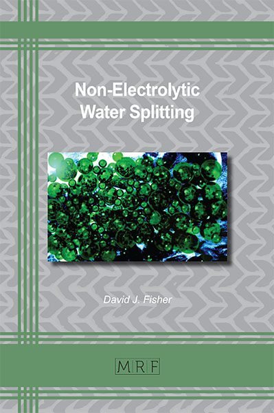 Non-Electrolytic Water Splitting