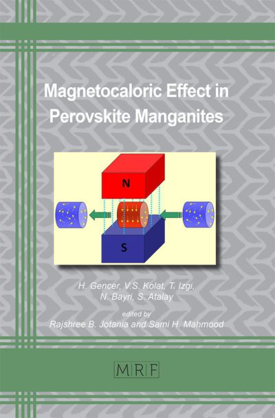 Magnetocaloric Effect in Perovskite Manganites