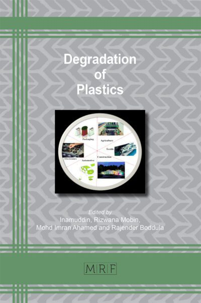 Degradation of Plastics