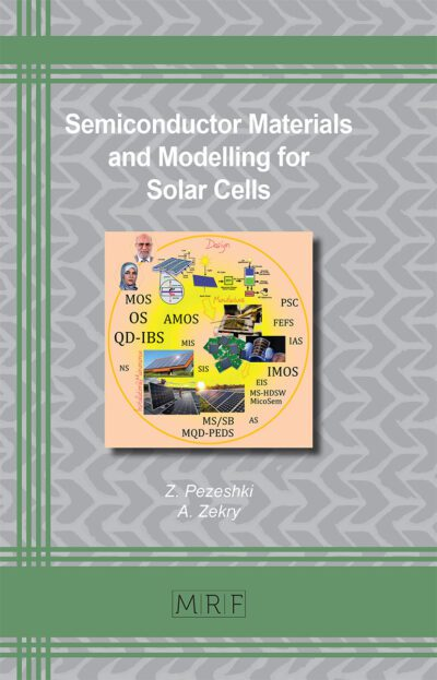 semiconductor materials for solar cells